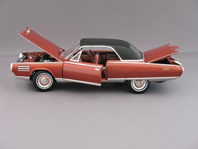 Bill Geary's assembled Turbine Car