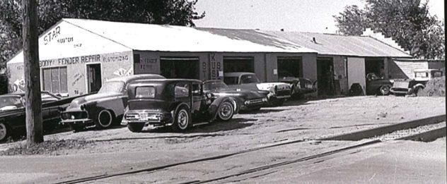 Starbird Custom Car Shop